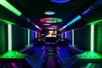 JGA feiern im Partybus